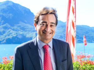Saluto del sindaco Marco Borradori